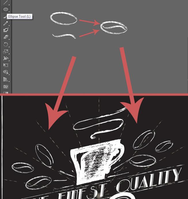 Chalk Pro Illustrator Brush Tutorial 10