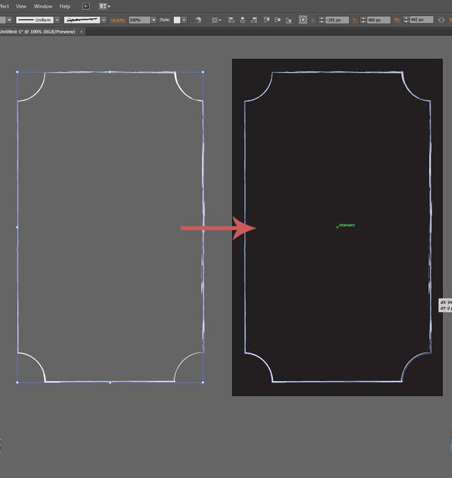 Chalk Pro Illustrator Brush Tutorial 4