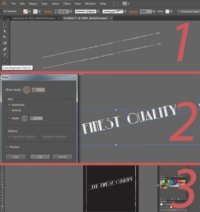 Chalk Pro Illustrator Brush Tutorial 5