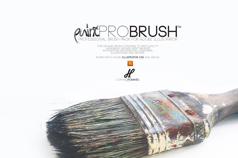 792 BRUSHES - ProBrush™ BUNDLE