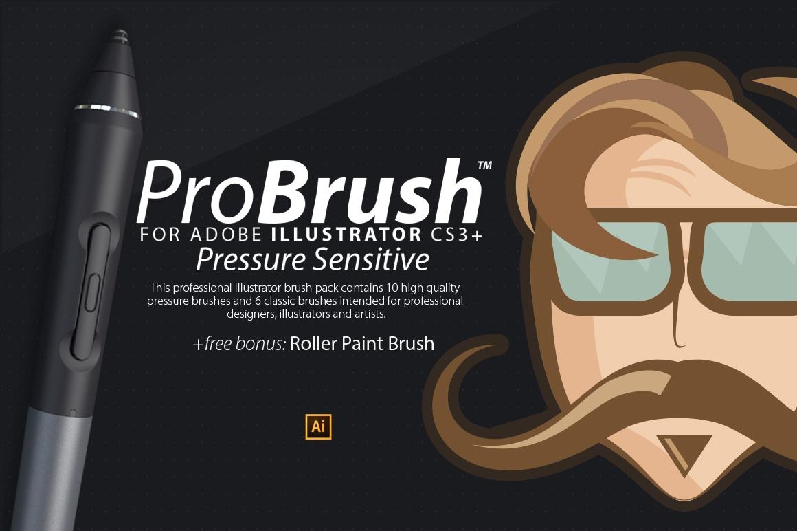 ProBrush™ PS + Bonus Brushes